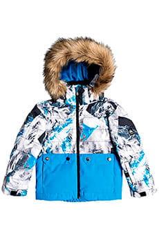 Детская сноубордическая куртка QUIKSILVER Edgy Kids