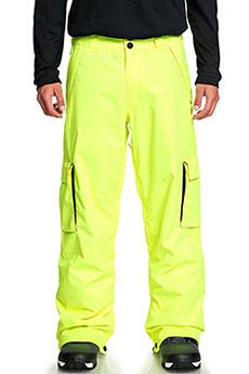 Штаны сноубордические DC Shoes Banshee Safety Yellow