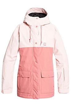 Куртка утепленная женская DC Shoes Cruiser Peach Whip