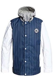 Куртка утепленная DC Shoes Dcla Dress Blues Logo Pin