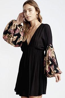 Платье женское Billabong Wind Whispers Black