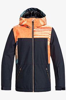 Куртка утепленная детская QUIKSILVER Tr Amb Youth Apricot Orange Tr Su