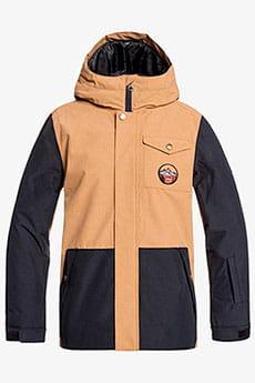 Куртка утепленная детская QUIKSILVER Ridge Youth Jk Otter