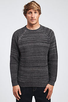 Свитер Billabong Broke Sweater Dark Grey Heather