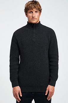 Свитер Billabong Levelock Adiv Sweater Black Heather