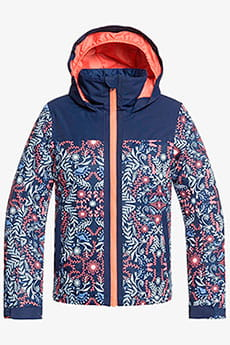Детская  сноубордическая куртка ROXY  Delski
