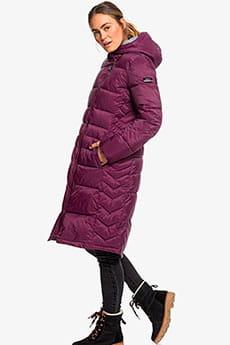 Фиолетовый женская куртка everglade