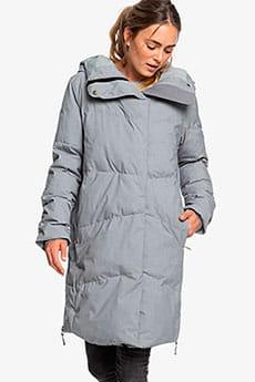 Пальто женское Roxy Abbie Heather Grey