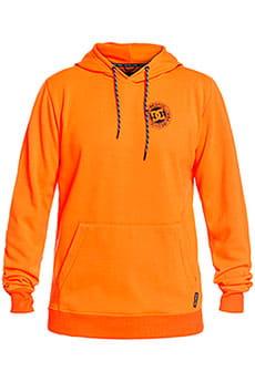 Толстовка кенгуру DC Shoes Snowstar Shocking Orange