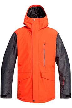 Куртка Сноубордическая  QUIKSILVER Mission Poinciana