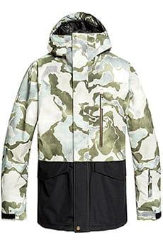 Куртка сноубордическая QUIKSILVER  Grape Siredward Leaf