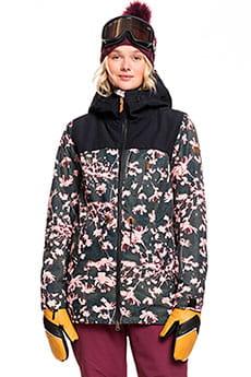 Мультиколор женская сноубордическая куртка stated