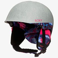 Шлем для сноуборда женский Roxy Happyland G Hlmt Medieval Blue Cloudy