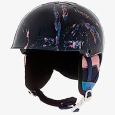 Шлем для сноуборда женский Roxy Happyland G Hlmt True Black Butterfly