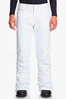 Штаны сноубордические женские Roxy Backyard Bright White14