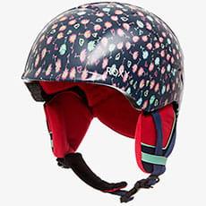 Шлем для сноуборда детский Roxy Slush Girl G Hlmt Medieval Blue Sweet