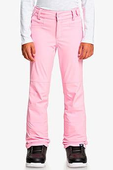Штаны сноубордические детские Roxy Creek Girl Pt G Snpt Prism Pink