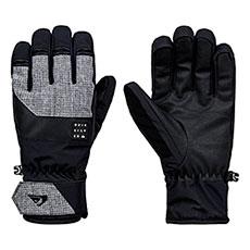 Перчатки сноубордические QUIKSILVER Gates Glove Black