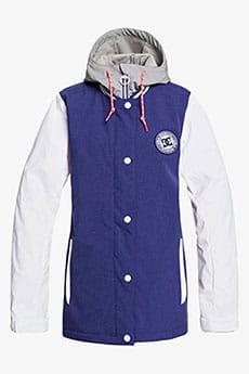 Куртка утепленная женская DC Shoes Dcla Blue Ribbon