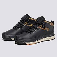 Бежевый мужские ботинки зимние