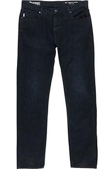 Черные джинсы стандартного кроя e03