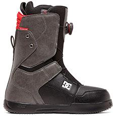 Ботинки для сноуборда DC Shoes Scout Grey/Black 8
