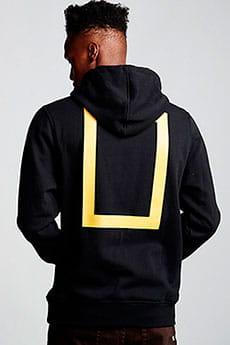 Толстовка кенгуру Element Unison Hood Flint Black