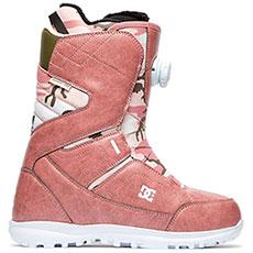 Ботинки для сноуборда женские DC Shoes Search Rose