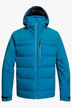 Куртка утепленная QUIKSILVER The Edge Lyons Blue