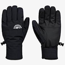 Перчатки сноубордические QUIKSILVER Cross Glove Black