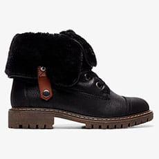Ботинки зимние женские Roxy Bruna J Boot Black