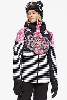 Куртка утепленная Roxy Frozen Flow True Black Active Ba