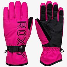 Варежки сноубордические женские Roxy Freshfield Glov Beetroot Pink