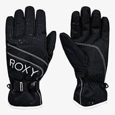 Перчатки сноубордические женские Roxy Jetty So Gloves True Black