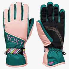 Перчатки сноубордические женские Roxy Jetty Se Gloves North Sea Pop Snow