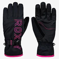 Перчатки сноубордические Roxy Freshfield Glov True Black