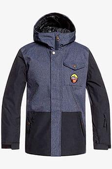 Куртка утепленная детская QUIKSILVER Ridge Denim Blue