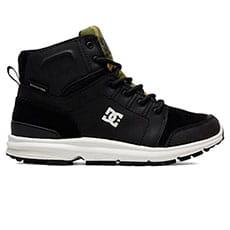 Ботинки зимние DC Shoes Torstein Camo Black