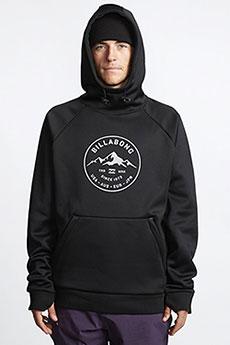 Толстовка кенгуру Billabong Downhill Hood Black