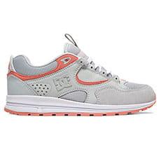 Кроссовки женские DC Shoes Kalis Lite Grey/White
