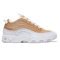 Кроссовки женские DC Shoes Legacy Og Gold