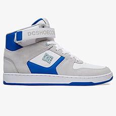 Кеды высокие DC Shoes Pensford White/Grey/Blue