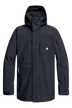 Куртка утепленная DC Shoes Command Jkt Black