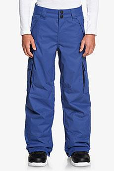 Штаны сноубордические детские DC Shoes Banshee Monaco Blue