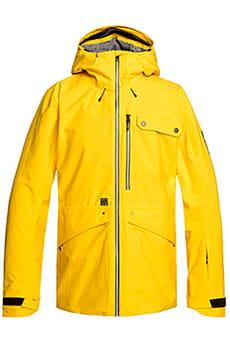 Куртка утепленная QUIKSILVER Snowspindye Jk Sulphur