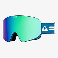 Маска для сноуборда QUIKSILVER Qs_rc Lyons Blue