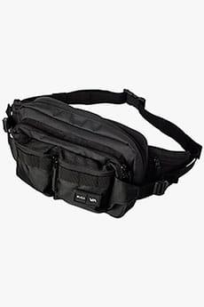 Сумка поясная RVCA Waist Pack Deluxe Black