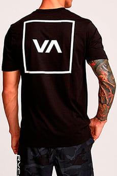 Футболка RVCA Box Ss Black