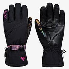 Перчатки сноубордические женские Roxy Crystal Gloves True Black3