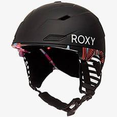 Шлем для сноуборда женский Roxy Loden True Black Active